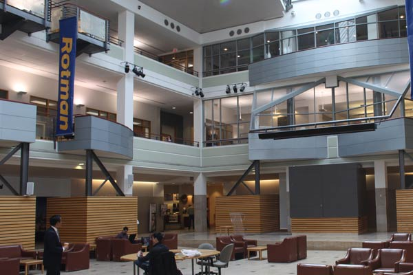 toronto rotman mba essays Rotman school of management – university of toronto rotman business school belongs to toronto university, and offers a 2-year mba program, which specializes in.